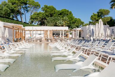 Kentia Beach Club AluaSoul Mallorca Resort (Nur Für Erwachsene) Hotel Cala d'Or, Mallorca