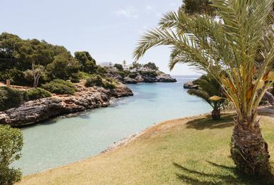 Strand AluaSoul Mallorca Resort (Nur Für Erwachsene) Hotel Cala d'Or, Mallorca