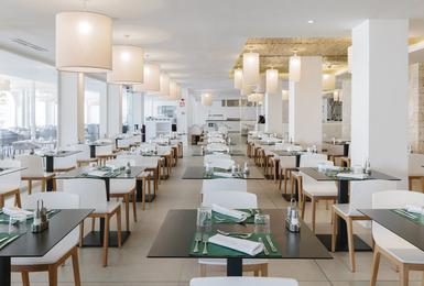 Restaurant AluaSoul Mallorca Resort (Nur Für Erwachsene) Hotel Cala d'Or, Mallorca