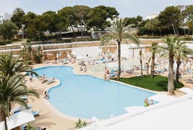 Schwimmbecken AluaSoul Mallorca Resort (Nur Für Erwachsene) Hotel Cala d'Or, Mallorca